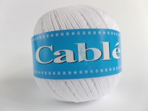 Cable 5 - 001 - Biały