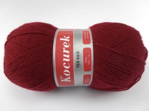 Kocurek - Bordo - 34-2223