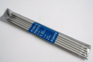 Druty do skarpet 5,00 mm Knitting Needles