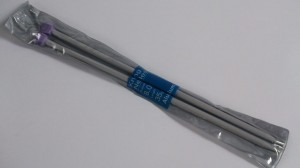 Druty proste 8,00 mm Knitting Needles