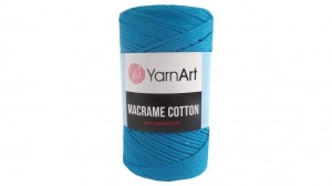 Macrame Cotton - 780 - Turkus