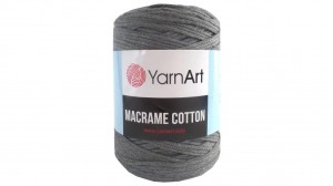 Macrame Cotton - 774 - Szary
