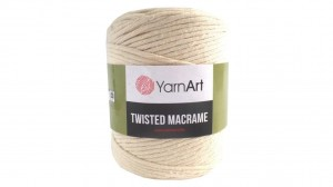 Twisted Macrame - 752 - Krem