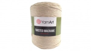 Twisted Macrame - 753 - Beż