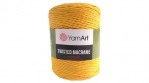 Twisted Macrame - 764 - Żółty