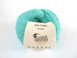 Baby Cotton - 3452 - Turkus jasny