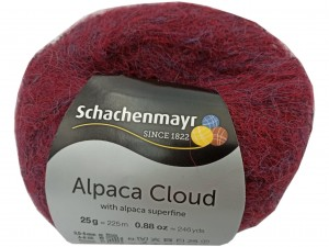 Alpaca Cloud - 0031 - Bordowy