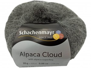 Alpaca Cloud - 0098 - Szary