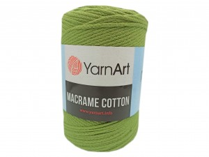 Macrame Cotton - 787 - Zielony