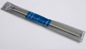 Druty do skarpet 2,50 mm Knitting Needles