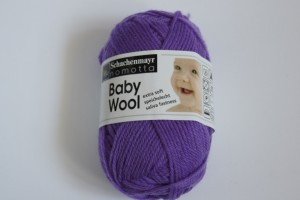 Baby Wool - Fiolet - 00049