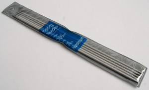 Druty do skarpet 3,00 mm Knitting Needles