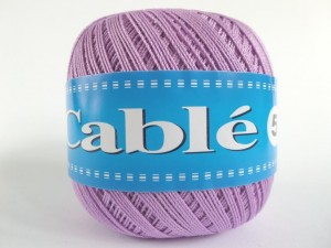 Cable 5 - 054 - Fiolet jasny