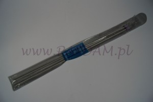 Druty proste 2,50 mm Knitting Needles